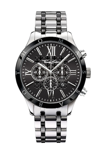 THOMAS SABO Chronograph »REBEL URBAN, WA0139 - 222 - 203« kaufen