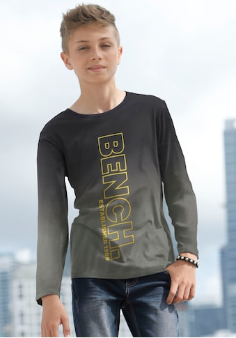 Bench. Langarmshirt »DARK&BRIGHT« kaufen