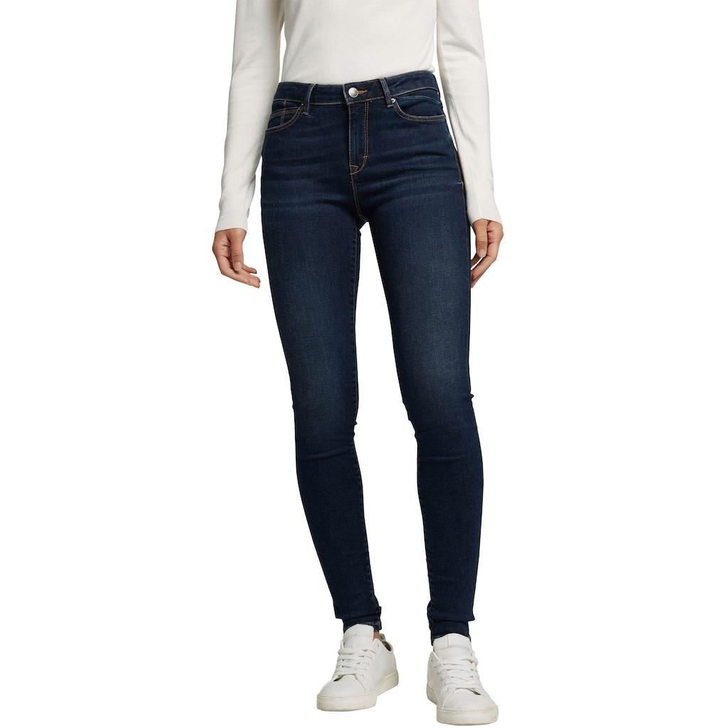 Esprit Skinny-fit-Jeans, in modischer Waschung