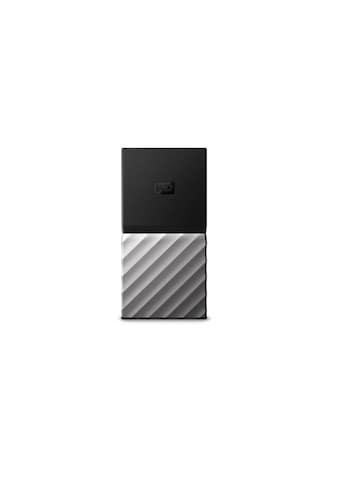 Externe SSD, Western Digital, »My Passport 1 TB« kaufen