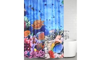 Sanilo Duschvorhang »Ocean«, Breite 180 cm, Höhe 200 cm kaufen