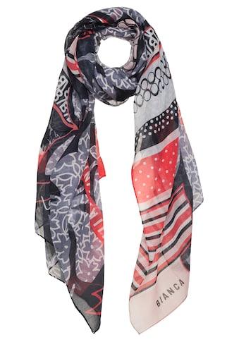 bianca Modetuch »SABA«, im trendigen Mix aus verschiedenen Prints kaufen