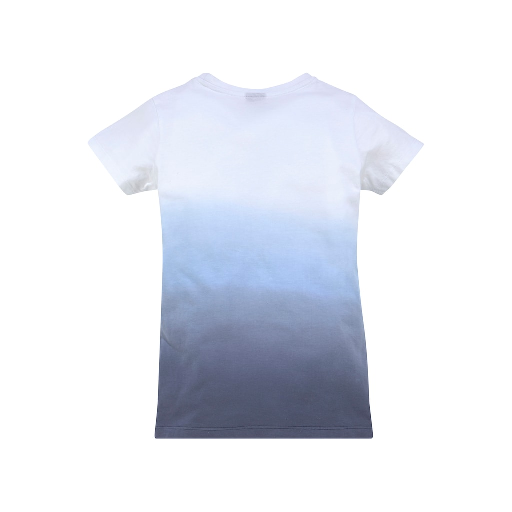 Arizona T-Shirt, mit Wendepaillenten Applikation