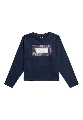 Roxy T-Shirt »About Yesterday« kaufen
