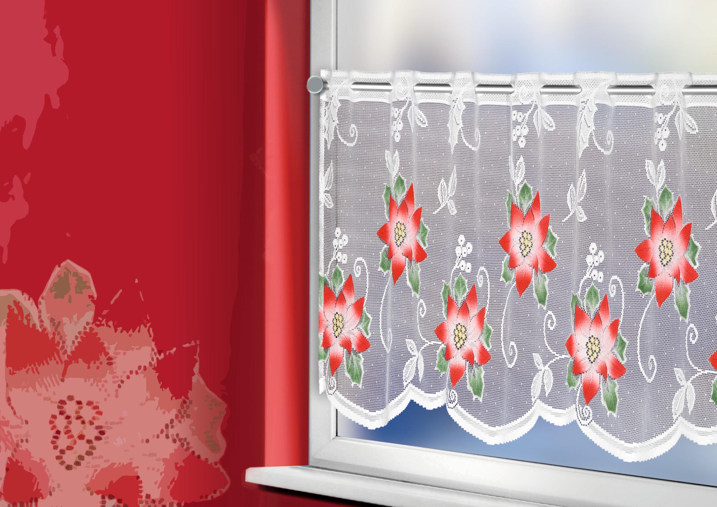 Image of Panneaux, »Weihnachtsstern«, Albani, Stangendurchzug 1 Stück