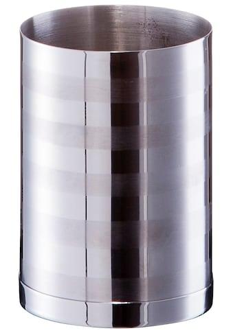 Zeller Present Zahnputzbecher »Edelstahl« kaufen