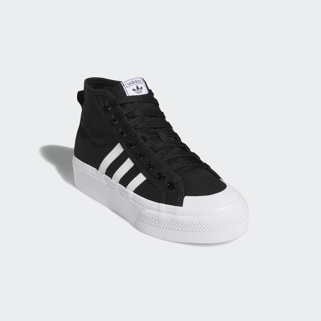 adidas Originals Sneaker »NIZZA PLATFORM MID«