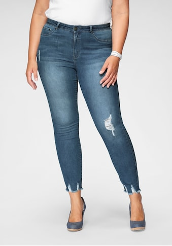 Arizona Skinny-fit-Jeans »Ultra-Stretch«, High Waist kaufen
