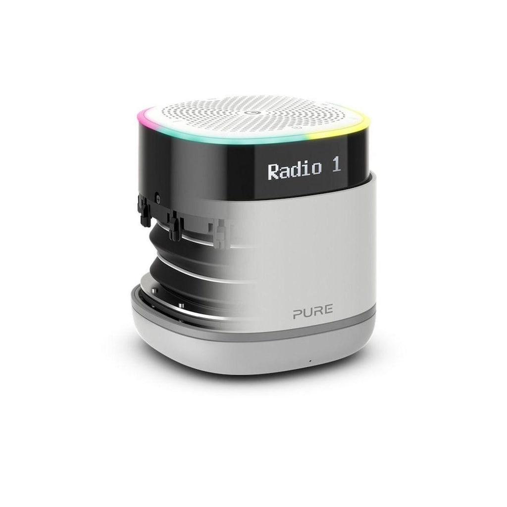 Pure Smart Speaker »StreamR Grau«