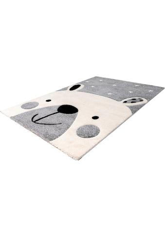 Kinderteppich, »Yonah 366«, calo - deluxe, rechteckig, Höhe 15 mm, maschinell gewebt kaufen