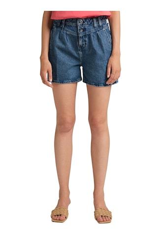 MUSTANG Jeansshorts »Relaxed Moms Shorts«, lockerer Schnitt kaufen