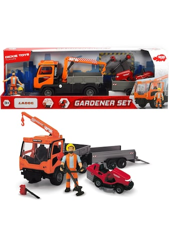 "Dickie Toys Spielzeug - Kipper ""Playlife  -  Gardener Set"" kaufen"