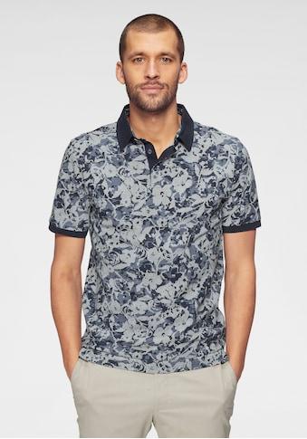 Daniel Hechter Poloshirt, mit kleinen Seitenschlitzen kaufen