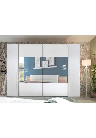 Schlafkontor Schwebetürenschrank »Mega«, mit Dreh- und Schwebetüren kaufen