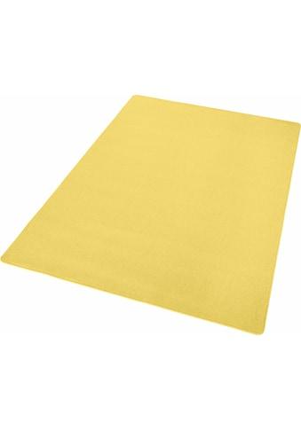 HANSE Home Teppich »Fancy«, rechteckig, 7 mm Höhe, Kurzflor, ringsum gekettelt,... kaufen