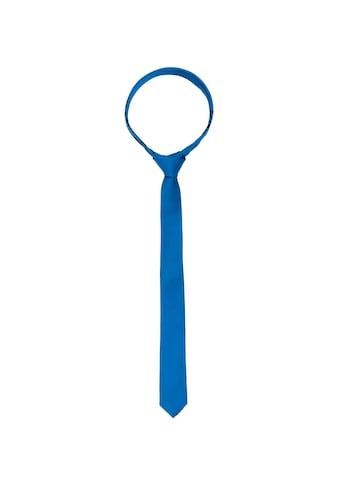 seidensticker Krawatte »Slim«, Schmal (5cm) Uni kaufen