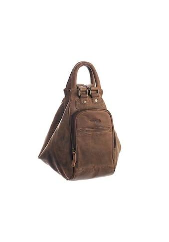 GreenLand Nature Cityrucksack »Montenegro«, 3-in-1 Bag kaufen