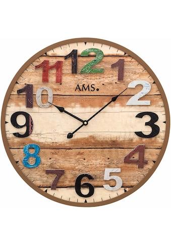 AMS Wanduhr »W9539« kaufen
