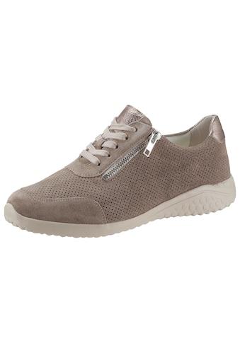 SOLIDUS Schnürschuh »KYLE«, in Schuhweite H (sehr weit) kaufen