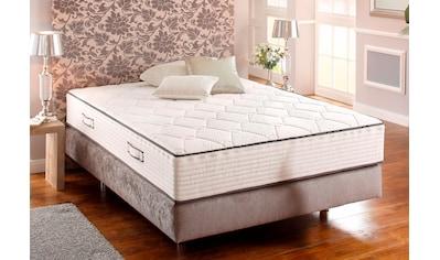 Breckle Komfortschaummatratze »Double Comfort«, (1 St.), hoch und formstabil,... kaufen