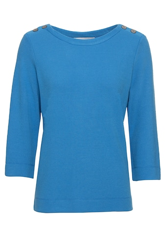 bianca Rundhalsshirt »DINI«, in hochwertige Rippstruktur kaufen
