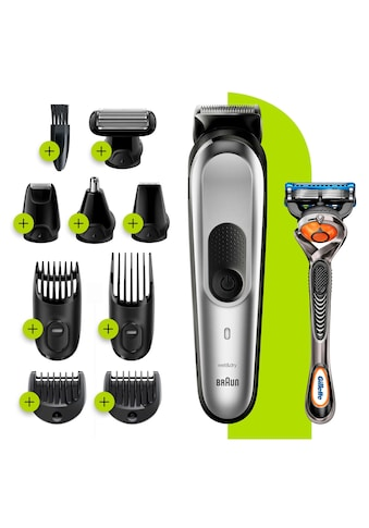Braun Multifunktionstrimmer 10 - in - 1 Multi - Grooming - Kit 7 MGK7220 kaufen