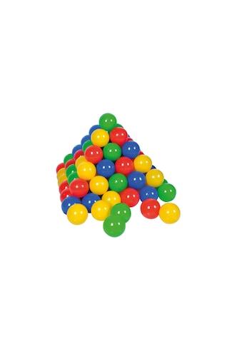 Knorrtoys® Spielball »Bälle Farbig, KNORRTOYS.COM® (100 Stck.)« kaufen