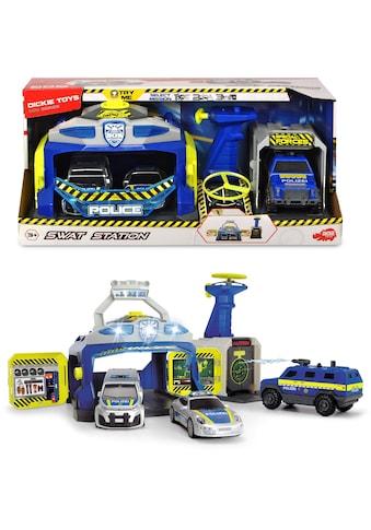 """Dickie Toys Spiel - Polizeistation """"Swat Station"""" kaufen"""