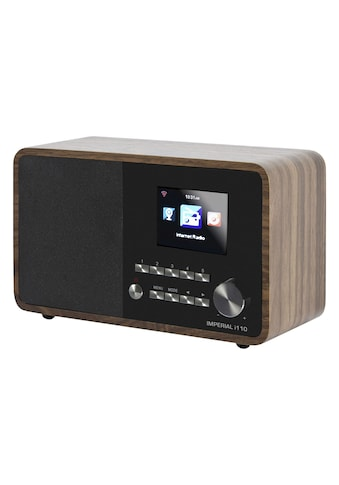 IMPERIAL Internet-Radio »i110 Braun«, (WLAN Internetradio) kaufen