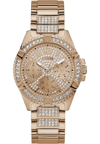 Guess Multifunktionsuhr »LADY FRONTIER, W1156L3« kaufen