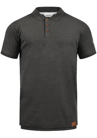 Solid Poloshirt »TripPolo«, Polo mit verlängerter Rückenpartie kaufen
