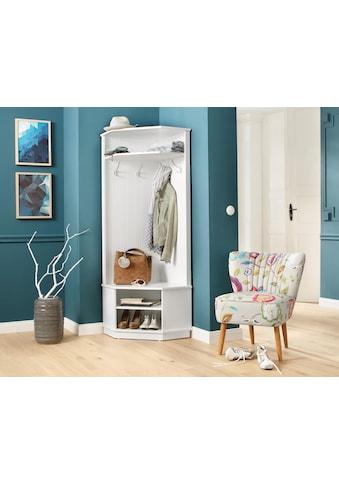 Home affaire Garderobenschrank »Nekso«, in 2 verschiedenen Farben kaufen