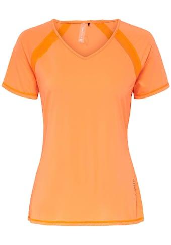 Only Play Trainingsshirt »ONPPERFORMANCE«, mit Mesheinsätzen kaufen