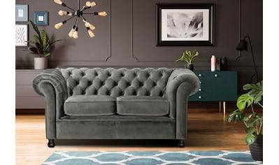 Home affaire 2-Sitzer »Chesterfield Home«, mit edler Knopfheftung und typischen Armlehnen kaufen