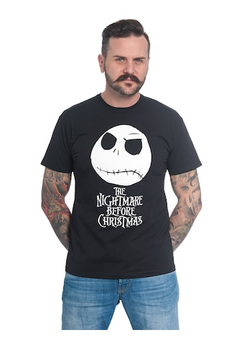 Disney T - Shirt »Nightmare Before Christmas Jack Head« kaufen