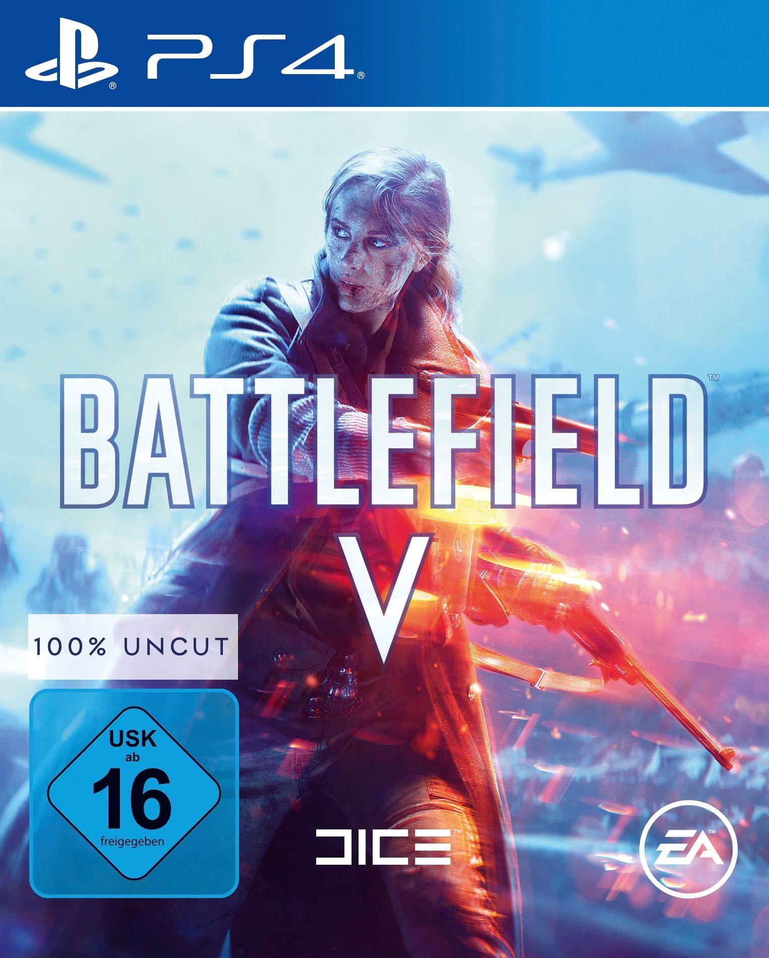 Image of Battlefield V PlayStation 4