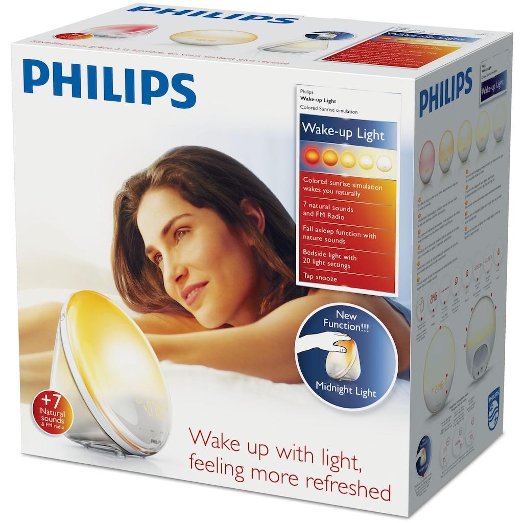 Philips Tageslichtwecker »HF3531/01 Wake Up Light«, für noch natürlicheres Aufwachen