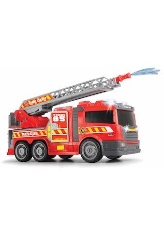 Dickie Toys Spielzeug-Feuerwehr »Fire Fighter - Feuerwehrauto«, mit Wasserspritze kaufen