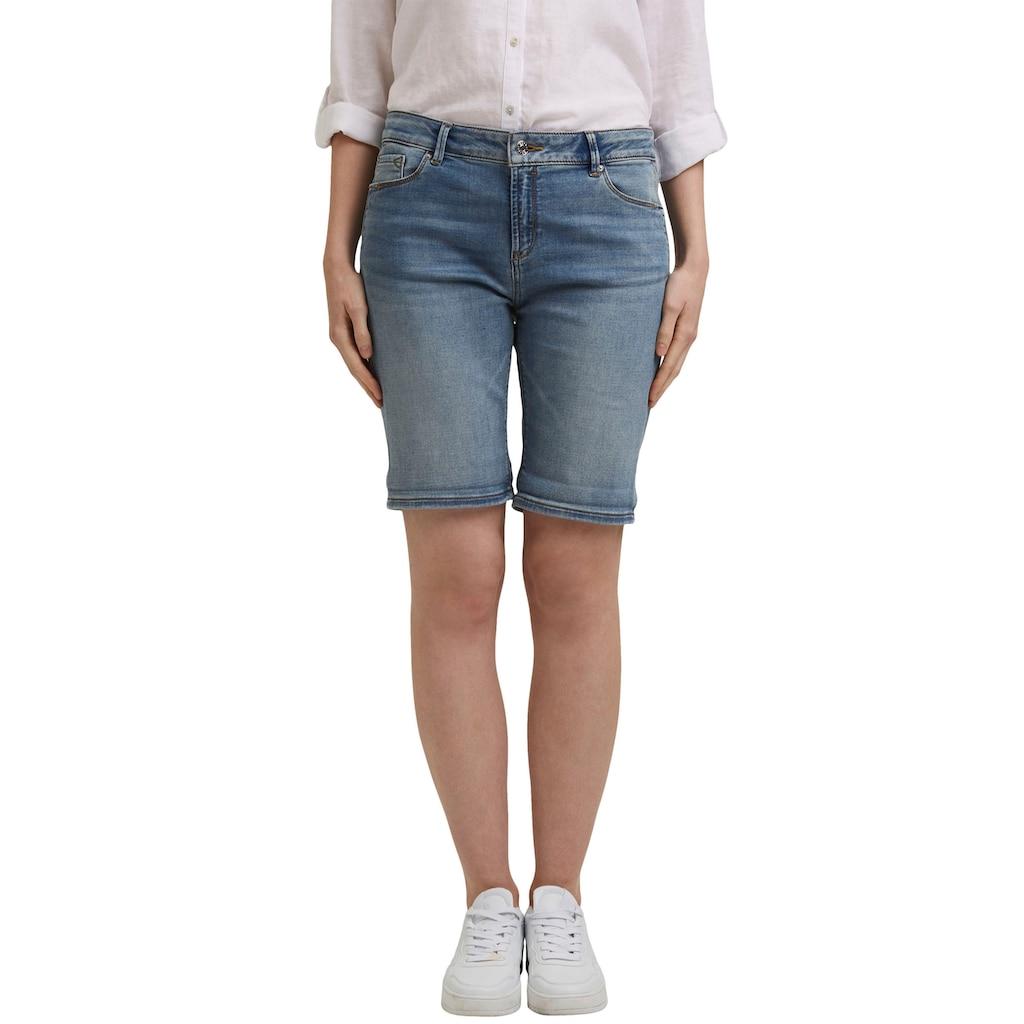 Esprit Shorts, mit krempelbarem Saum