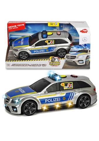 "Dickie Toys Spielzeug - Polizei ""Mercedes AMG E43"" kaufen"