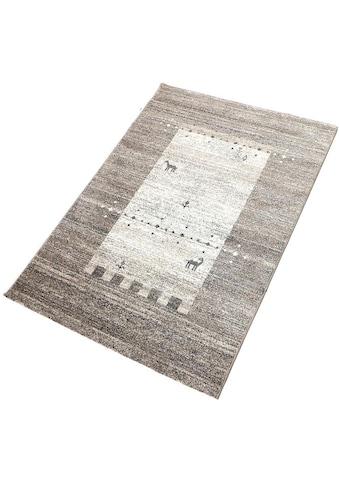 Living Line Teppich »Halvar«, rechteckig, 12 mm Höhe, modernes Design, Wohnzimmer kaufen