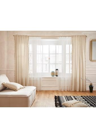 Guido Maria Kretschmer Home&Living Gardine »Belle« kaufen
