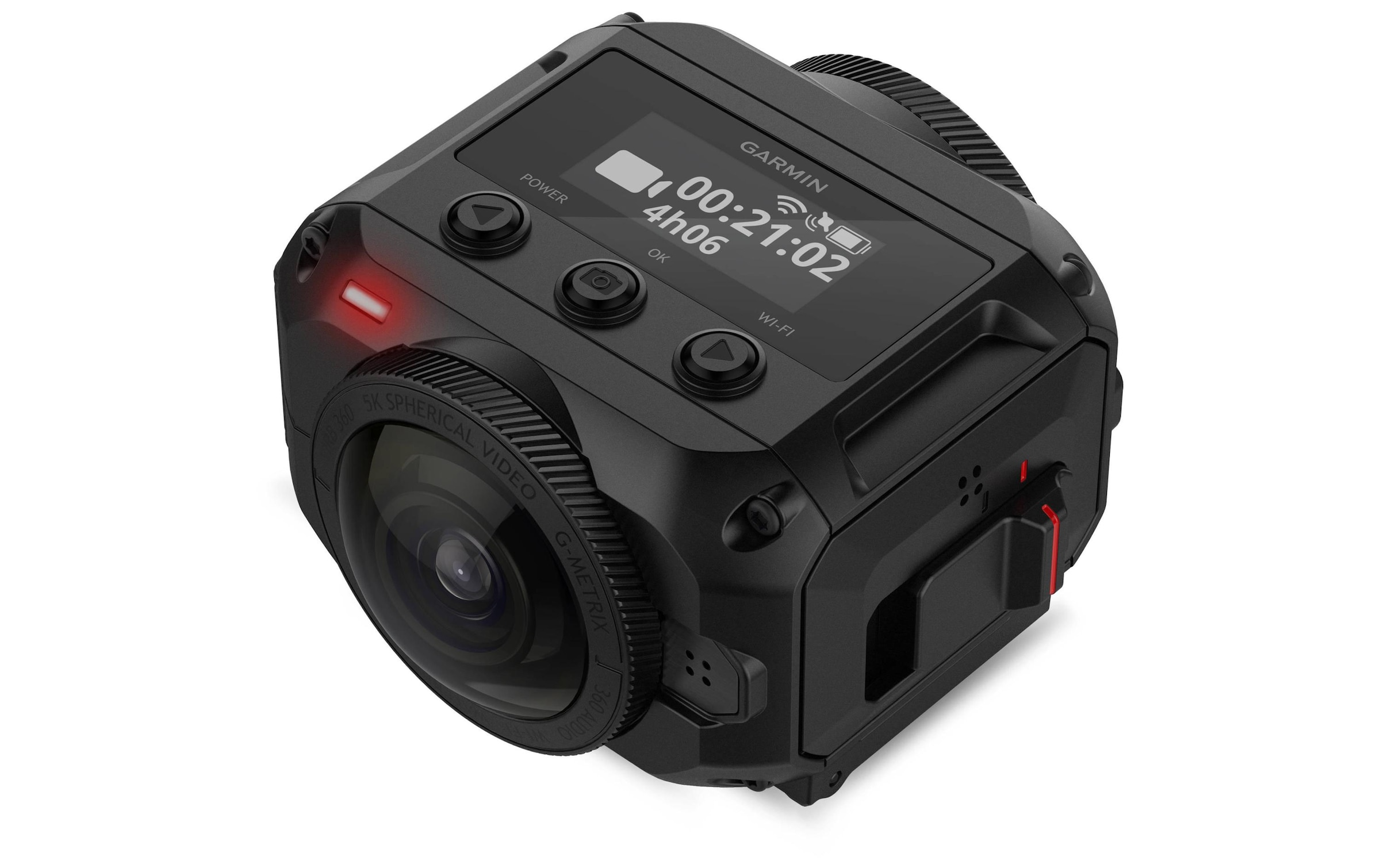 Image of Actionkamera, Garmin, »VIRB 360«