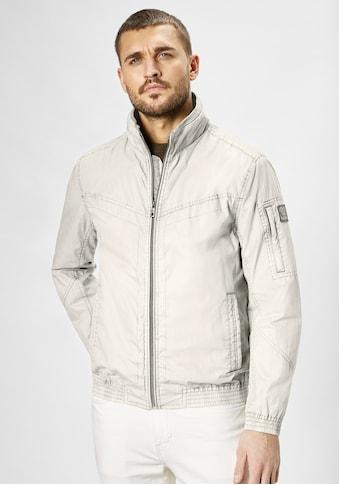 S4 Jackets Kurzjacke »McFly«, Moderne Baumwolljacke kaufen