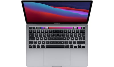 "Apple Notebook »MacBook Pro 13"" mit Apple M1 Chip«, ( 512 GB SSD) kaufen"
