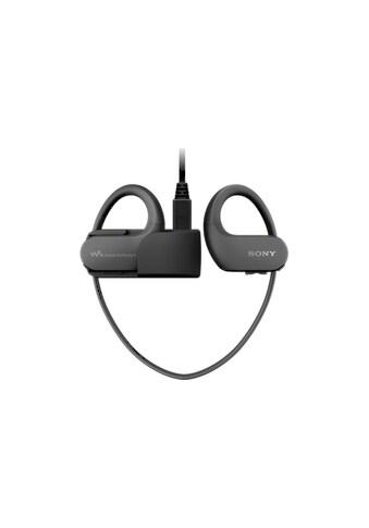 MP3 Player Walkman, Sony, »MP3 Player Walkman NW - WS414B Schwarz« kaufen