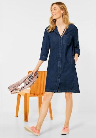 Cecil A-Linien-Kleid, mit Rundhalsausschnitt kaufen