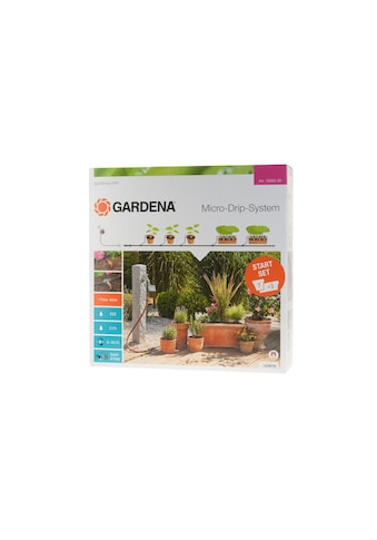 GARDENA Bewässerungssystem »M 13002 Micro-Drip-System automatic«, Micro-Drip-System kaufen