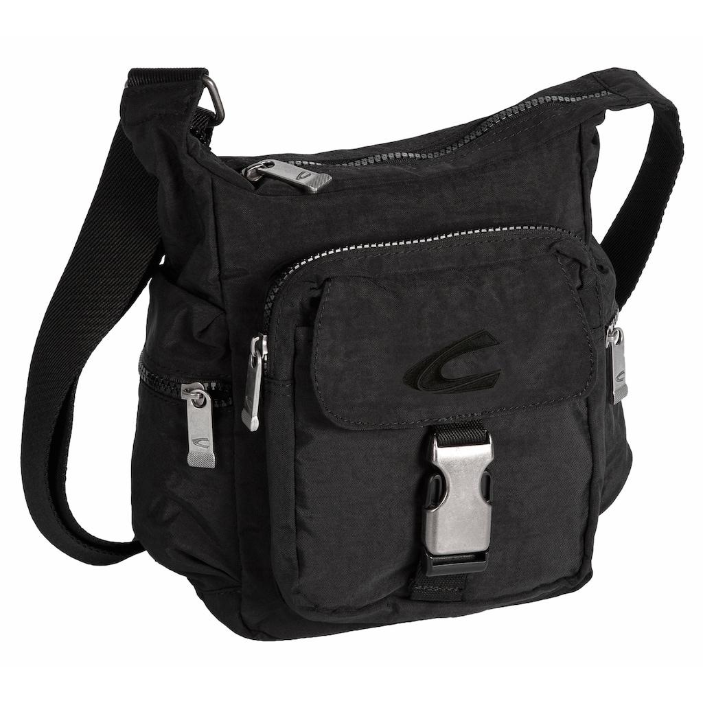 camel active Umhängetasche »JOURNEY«, Crossbody Bag ideal für Festival oder Konzert