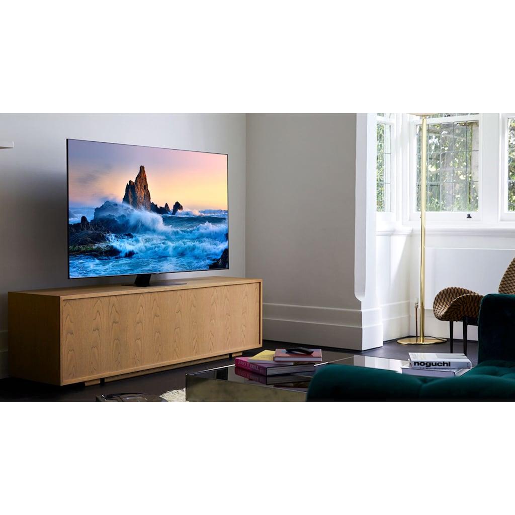 "Samsung QLED-Fernseher »GQ49Q80TGT«, 123 cm/49 "", 4K Ultra HD, Smart-TV"